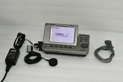Coherent Laser Powerenergy Meter Labmax Top 1104622 J-10mb-he-5m Sensorcable