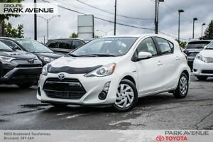 2015 Toyota Prius c Base+CRUISE+A/C+BLUETOOTH+ÉCRAN TACTILE