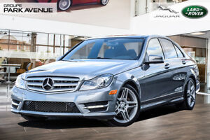 2013 Mercedes-Benz C-Class 350 4MATIC | MAGS AMG + TOIT PANO