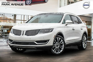 2016 Lincoln MKX Reserve | * NOUVEL ARRIVAGE * (R)