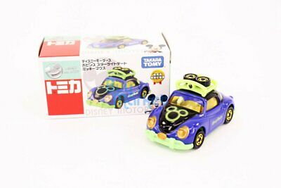 Takara Tomy Tomica Disney Motor Halloween Special Ed. JP Mickey Diecast Toy Car - Simpson Halloween Specials