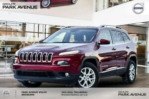 2016 Jeep Cherokee North | SIÈGES ET VOLANT CHAUFFANT