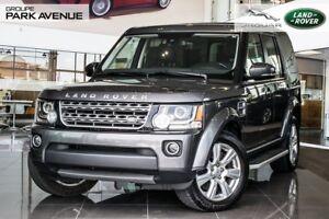 2016 Land Rover LR4 CERTIFIÉ | (R)