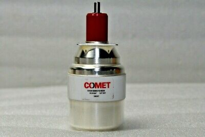 Comet Vacuum Variable Capacitor Cvun-500bc12-beaa 50-500pf 12 7.2kv