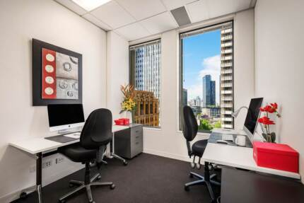 Office Space for 3 People available on Collins Street