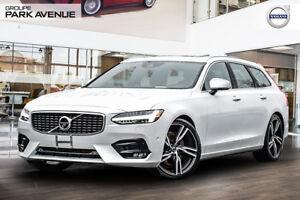 2018 Volvo V90 T6 R-Design | * NOUVEL ARRIVAGE *