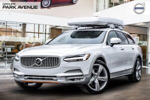 2018 Volvo V90 Cross Country T6 Volvo Ocean Race Seulement 12 au