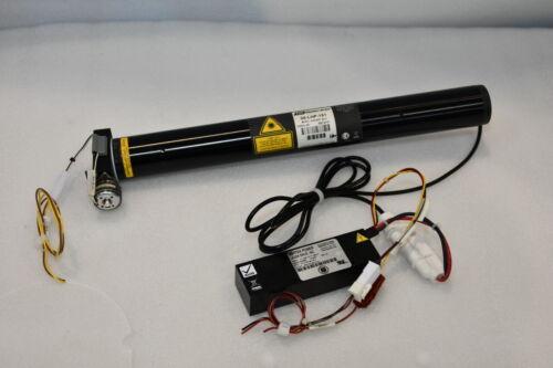 CVI Melles Griot 05-LHP-151 HeNe Laser 15mW 632.8nm&111-2390-6.5-TTL-BRH-2 Power