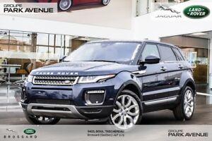 2016 Land Rover Range Rover Evoque HSE | TOIT EN VERRE + BLUETOO