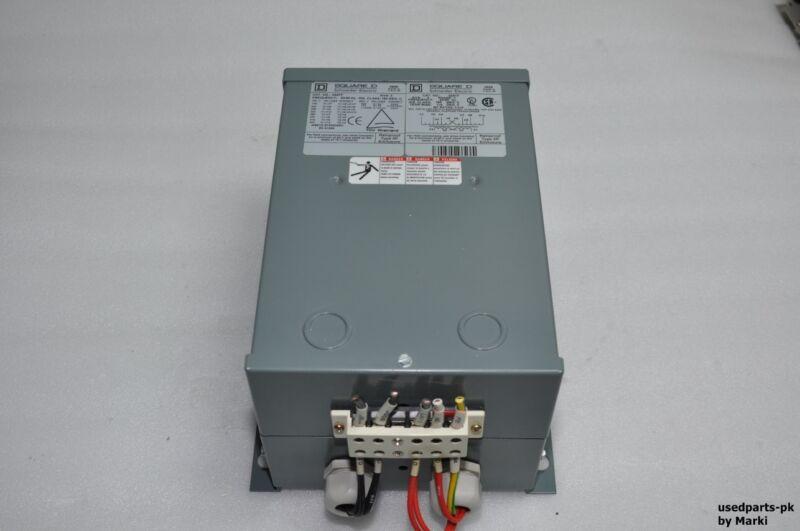 SCHNEIDER ELECTRIC SQUARE D 3S67F 3KVA Transformer