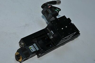 Suruga Seiki Motorized Xy Stage Linear Positioner 60mmx60mm Kr20 Height 75mm