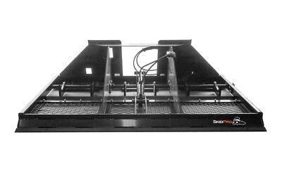 84 Land Leveler Wscarifier Screen Kit Skid Steer Loader Attachment Bobcat