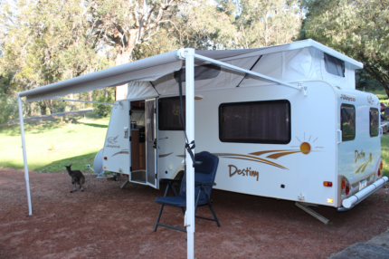 Paul's Caravan Hire Margaret River