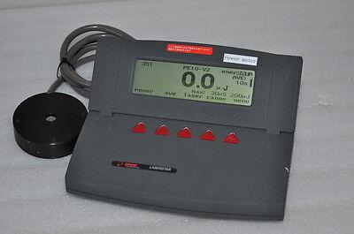 OPHIR LASERSTAR P/N 1Z01601 Laser power meter& Energy Meter+ OPHIR PE10-SH-V2