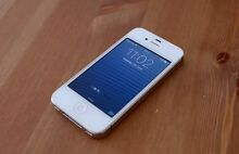 iPhone 4s white 64gb Coorparoo Brisbane South East Preview