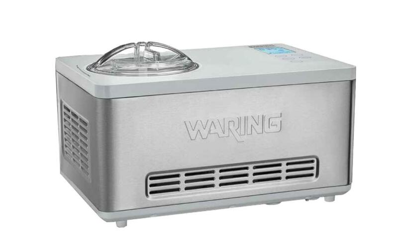 Waring WCIC20 2 Quart Countertop Ice Cream Maker