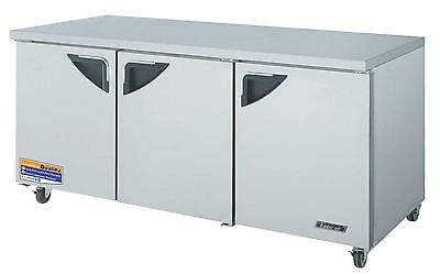 Turbo Air 72 Refrigerator Undercounter Cooler Tur-72sd