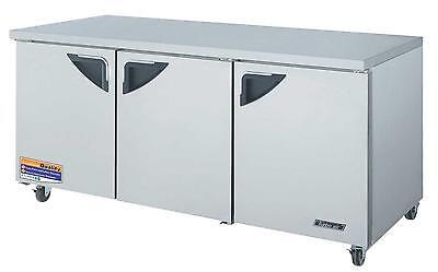 Turbo Air 72 Refrigerator Undercounter Cooler Tur-72sd