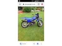 Kids motorbike, py 90, starts first time