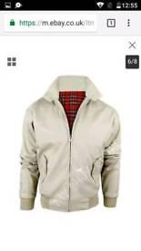 Harrington's bomber jacket's