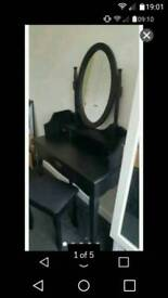 Dressing table from Wayfair