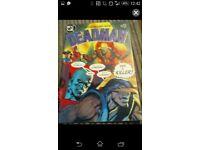 DC Marvel comics