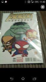 avengers graphic novel
