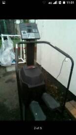 Life fitness stepper
