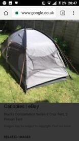 Blacks crux 2 man tent