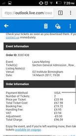 Laura Marling Tickets Birmingham