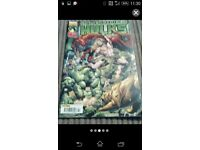 the incredible hulks graphic novels