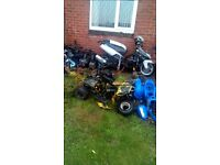 Quad/scooter / 2 engines read add
