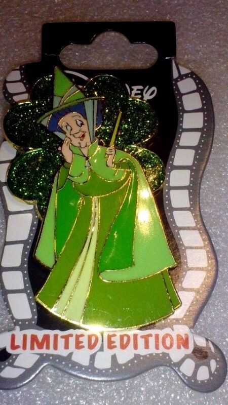 Disney Pin 108387 DSSH - Fauna St Patrick