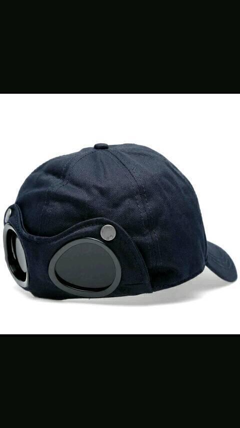 ba3ef9498ec CP Company Goggle Cap (Cappellino)