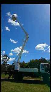 Hino cherry picker truck Forster Great Lakes Area Preview