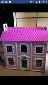 Gorgeous dolls house
