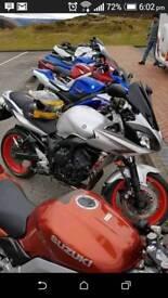 Yamaha fz6 s2 fazer 600 2009