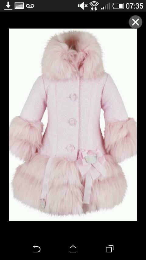 Little darlings coat 2016 selection
