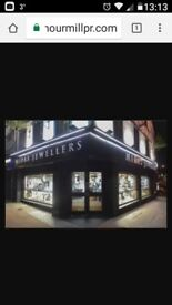 £120 gift voucher for midas jewellers lisburn
