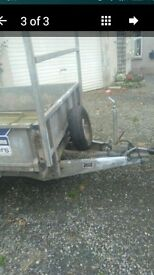 8x5 I For Williams trailer