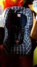 Brittax group 1 car seat 9 - 18kg