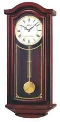 *BRAND NEW* Seiko Wood Pendulum Wall Clock QXH118BLH