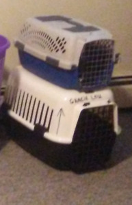 FOR SALE: PET CARRIERS