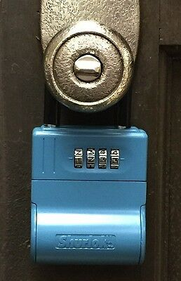 New Shurlok Real Estate Lock Box - Key Storage Realtor Lockbox