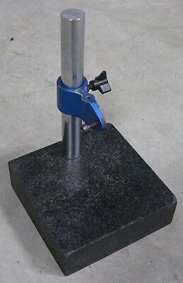 Indicator Stand 10 Granite Surface Plate 6 X 6 X 2
