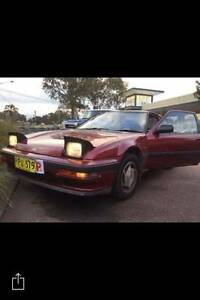 1990 Honda Prelude Coupe Trangie Narromine Area Preview