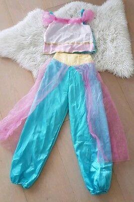ls Alibaba Prinzessin 2tlg. Set Top + Hose  Gr. 140  (Prinzessin Girl Kostüme)