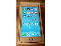 Iphone 6s plus rose gold 64GB (unlocked)