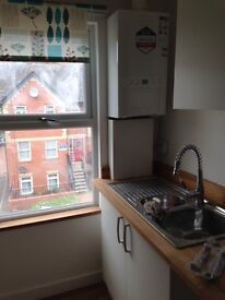 2 Bed Flat Newly Renovated Close to City Centre