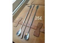 Japanese bar spoons